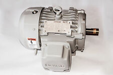 Siemens Severe Duty 2 HP Electric Motor  1LE2  208-230/460  145T   *** Warranty