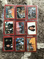 1990 Wizard Of Oz Pacific Trading Cards Lot Of 9