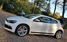 2011 VOLKSWAGEN SCIROCCO 1.4 TSI 3DR COUPE CANDY WHITE 120 BHP TURBO UK DELIVERY