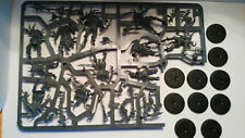 Warhammer 40k - Chaos Death Guard - Pox Walkers (10) (New on Sprue)