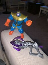 Thanos 1997 The Silver Surfer Toybiz Marvel Action Figure Loose Complete Toy Buz