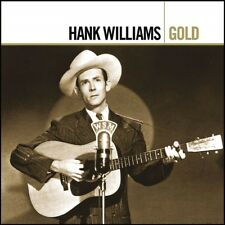 HANK WILLIAMS (2 CD) GOLD Remastered CD ~ GREATEST HITS / BEST OF *NEW*
