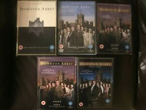 Downton Abbey Series 1 2 3 4 6 DVD Boxsets Choose From List
