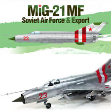 Academy 1/48 MIG-21MF Soviet Air Force & Export 12311 Aircraft Plastic Model Kit