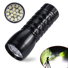 50000LM 19x T6 LED Flashlight Super Bright Torch Light Hunting Military Lamp US