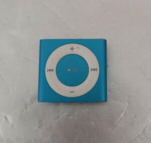 Apple iPod Shuffle 4th Generation 2GB  Multiple colours - A1204 Gen