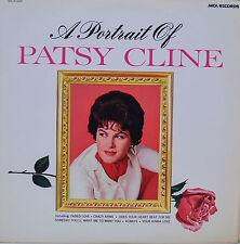 """A PORTRAIT OF PATSY CLINE - LP 12"""" (R933)"""