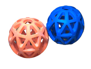 Zuce Puppy Dog Interactive Cage Treat Toy Ball