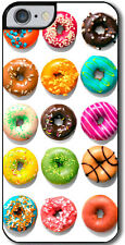 """Cover per iPhone 6 e 6s con stampa """"Ciambelle colorate"""""""