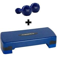 Steppbrett Stepper Aerobic Step Steppboard Vinylhantel Vinyl Hantel Fitness