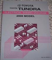 Toyota Scion Tc Electrical Wiring Diagram 2005 Dealer Oem Repair Manual Shop Ebay