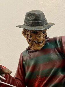 "Mcfarlane Freddy Krueger A Nightmare on Elm Street 18"" 1/4 Scale Figure 2000"