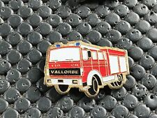 PINS PIN BADGE SAPEUR POMPIER FIRE VALLORBE