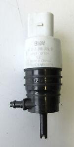 Genuine Used BMW & MINI Windscreen Washer Pump for F57 Convertible - 7298309