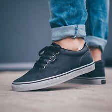 Herren Vans Crockett 2 Ivy Grün Skate Schuhe Dark Grün Größe
