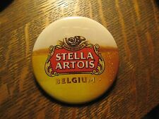 Stella Artois Belgium European Lager Beer Pub Bar Advertisement Pocket Mirror