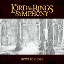 Lord Of The Rings Symphony 21st Century Symphony Orchestra & Chorus -  Sealed