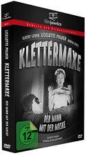Klettermaxe - Der Mann mit der Maske - mit Liselotte Pulver - Filmjuwelen DVD