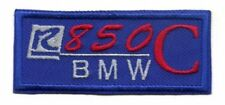 R 850 C - Parche / Patch, azul