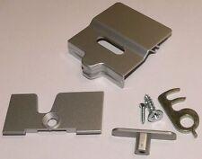 DOMETIC,TÜRVERRIEGELUNG Komplet, Tür gebogen,Serie RM7xxx Silber 2412757854