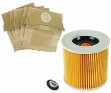 Sacs & Filtre Pour Aspirateur Karcher WD2.200 WD3.500 Humide et Sec HOOVER 141