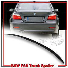 Unpaint BMW 5-Series E60 Sedan M3-Look Trunk Boot Lip Spoiler 528i 545i 2010