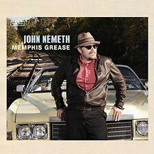 Memphis Grease 0677967140119 by John Nemeth Vinyl Album