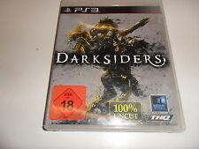 PlayStation 3  PS3  Darksiders: Wrath of War    USK 18 (2)