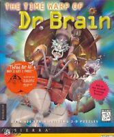 THE TIMEWARP OF DR BRAIN +1Clk Windows 10 8 7 Vista XP Install