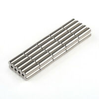 50pcs Super Strong Round Disc Magnets Rare Earth Neodymium Magnet N35 5x16mm