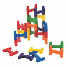 Stackable Building Ladders - Toys - 60 Pieces