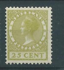1924TG Nederland Veth zonder watermerk NR.157 postfris mooi zegel.