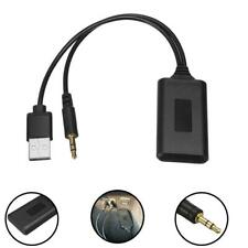 1x Car Aux Bluetooth Audio For Bmw E90 E91 E92 E93 Cable Adapter Accessories Usb