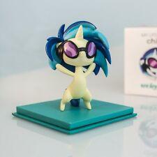2016 We Love Fine My Little Pony DJ PON-3 Chibi Vinyl figure LIMITED Ed. NIB