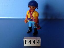 (F444) playmobil pirate ref 4136 année 2007