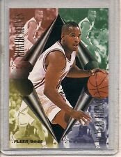 1994-95 Fleer 1st Year Phenom Khalid Reeves #7 of 10