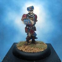 Painted Privateer Press Miniature Warmachine Mercenaries The Risen