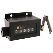 Instrumentos electrónicos de temperatura-contador de trinquete de 5 dígitos Resetable 6-01838