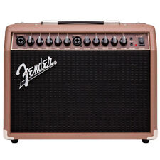 "Fender Acoustasonic 40 2x6.5"" 40W Acoustic Guitar Combo Amp Demo"