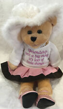 """Chantilly Lane Singing Friendship Bear Sings """" Thats What Friends Are For"""""""