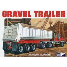 NEW MPC 1/25 3 Axle Gravel Trailer MPC823/06