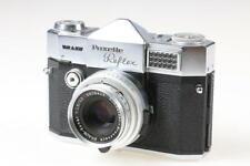 BRAUN Paxette Reflex automatic mit Xenar 50mm f/2,8 - defekt - SNr: 13696