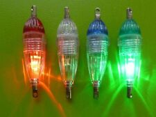 4 x DFS 60mm DEEP DROP SEA LIGHTS FISHING FLASHING DROP BIG GAME LURES SQUID
