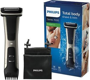 Philips Serie 7000 Bg7025/15 Shaver Body With Head of Trim And Shaves