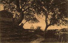 Roma Rom Italia Italia 1914 convento Sant 'Onofrio al Gianicolo Chiesa Panorama