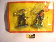 Busta Soldatino Toy Soldier Hong Kong Swoppet Cowboy plastica scala 1:32 #19
