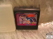 Sonic the Hedgehog Chaos Sega Game Gear