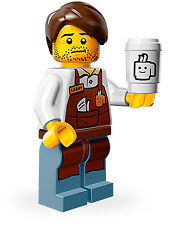 Lego 71004 Movie Minifig Minifigures Series 12 Larry the Barista