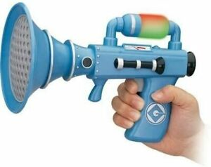 Despicable Me Minions Fart Blaster Gun Thinkway Toys Lights Sounds excellent