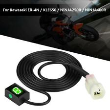 Motorcycle ECU Plug 6 Speed Digital Gear Indicator Shift Lever for Kawasaki EB